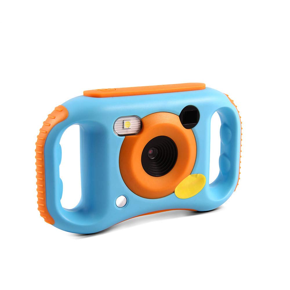 Ybriefbag Children's Camera CamKing Children's Camera 1.77 Inch Screen Mini Digital Camera Kids Mini Digital Camera (Color : Pink) by Ybriefbag (Image #6)