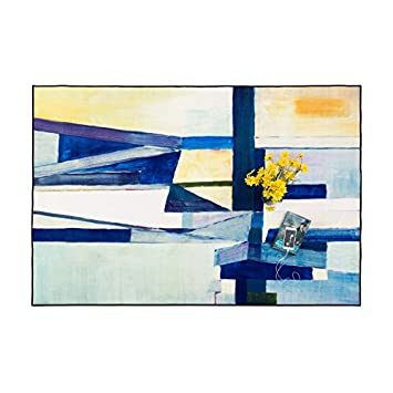 Bagehua Tapis Moderne Minimaliste Art Abstrait Salon Chambre