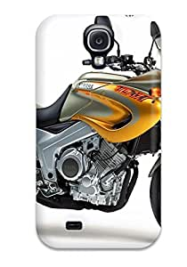 Jonathan Litt's Shop Best 9961831K13063852 Ultra Slim Fit Hard Case Cover Specially Made For Galaxy S4- Yamaha Motorcycle