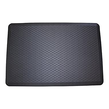 ComfortElite Anti-Fatigue Mat | 24 x 36 x 3/4 inch | Engineered in USA Specifically For Long Time Standing Comfort | Commercial Grade Luxury Floor Mat for Office Standup Desk, Kitchen