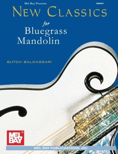 Book New Mel Bay (Mel Bay New Classics for Bluegrass Mandolin)