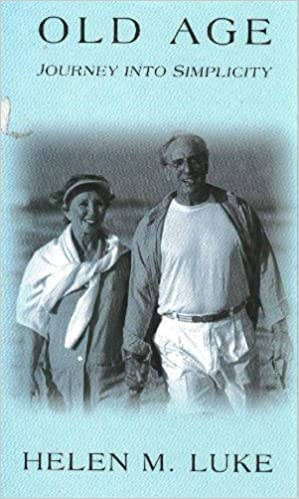 Book Old Age: Journey Into Simplicity (Thorndike Senior Lifestyle)