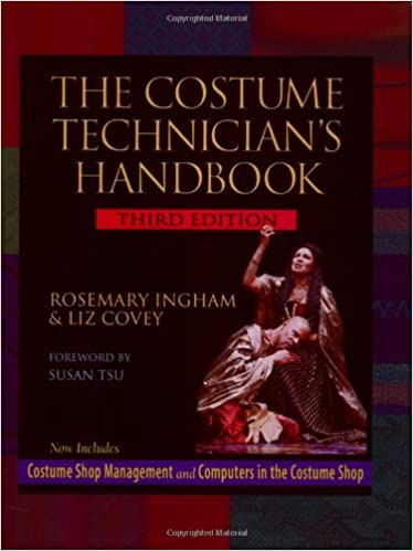 {{TXT{{ The Costume Technician's Handbook 3/e. Stock General notice Request Nonesuch mayor