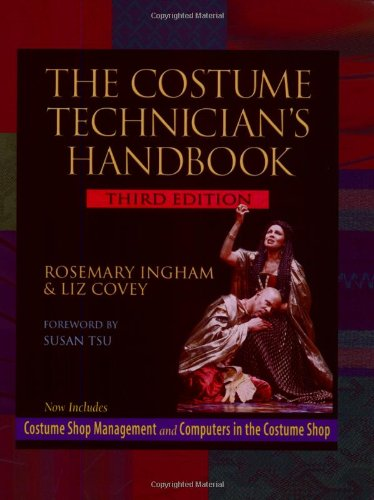 [The Costume Technician's Handbook 3/e] (Costumes For Drama)