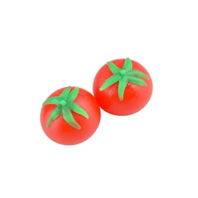 "2.5"" Splat Tomato Ball (Package of 12): Toys & Games"