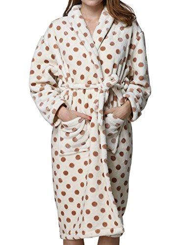 Godsen Women's Comfort PolyesterCoral