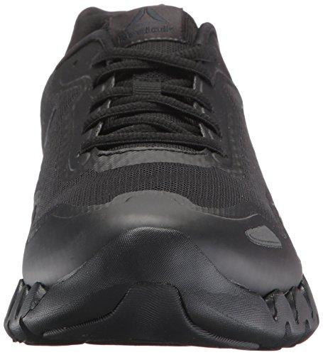 Reebok Vrouwen Zigpulse Rupsbandschoen Black / Zwart