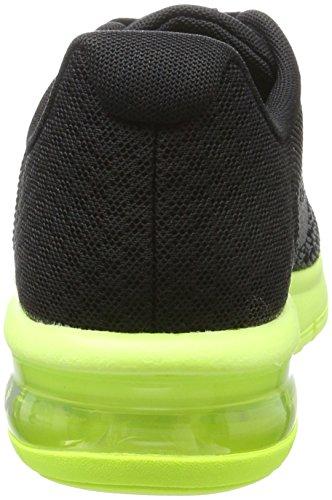 Nike Air Max Sequent 2 GS, Scarpe da Ginnastica Bambino Nero (Black/Mtlc Cool Grey/Anthracite/Cool Grey)