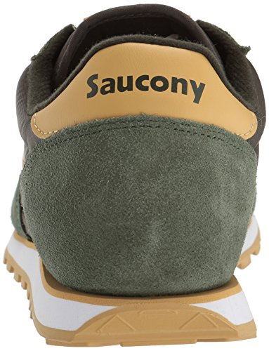 Saucony Originals Jazz Low Pro Sneaker Verde / Dorado