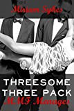 hummer gym - Threesome Three Pack: MMF Menages