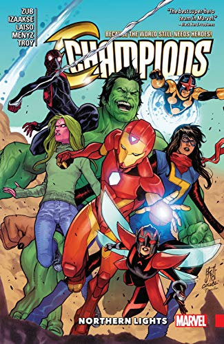 marvels champions - 8