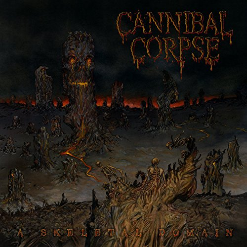 Cannibal Corpse: A Skeletal Domain (Audio CD)