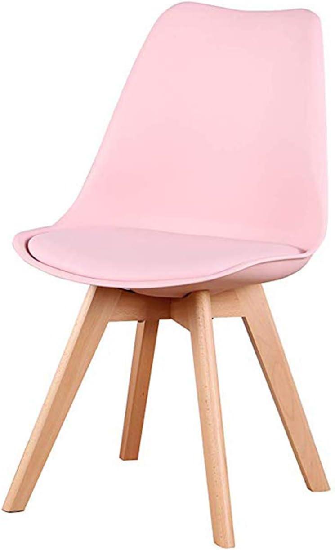 Comfortableplus 4er Set Esszimmerst/ühle mit Massivholz Buche Bein Blau-4pcs Retro Design Gepolsterter lStuhl K/üchenstuhl Holz