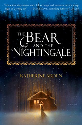 Book Review: 'The Bear and the Nightingale' By Katherine Arden | I've Read This #WomenWriters | BL | Black Lion Journal | Black Lion