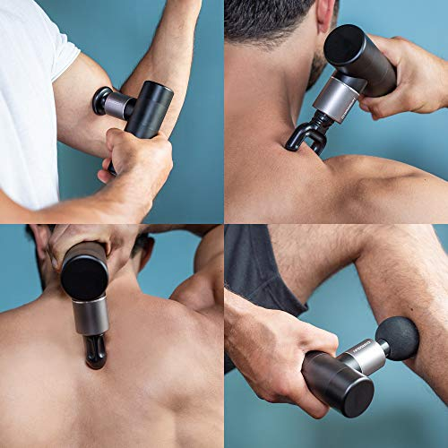 ChiroGun mini Massage Gun Anwendung