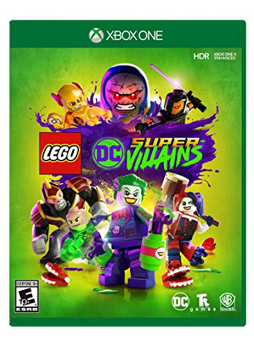 LEGO DC Super-Villains - Xbox -