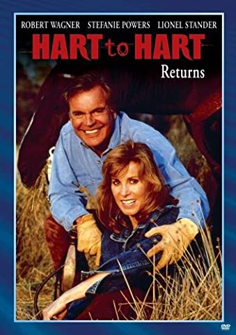 Hart to Hart Returns (Hart To Hart Dvd Complete Series)