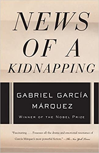 News of a Kidnapping (Vintage International): Gabriel García Márquez