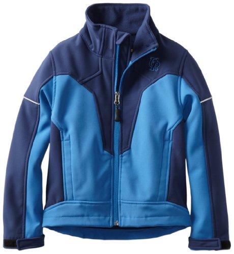 Urban Republic Little Boys' Little Boy Soft Shell Jacket, Medium Blue, 4