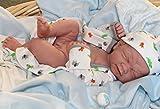 WILD LITTLE BABY BOY! PREEMIE Berenguer Life Like Reborn Pacifier Doll +Extras