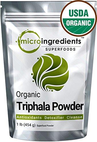 Micro Ingredients Organic Triphala Powder