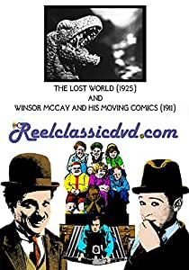 THE LOST WORLD (1925) and WINSOR MCCAY AND HIS MOVING COMICS (1911)