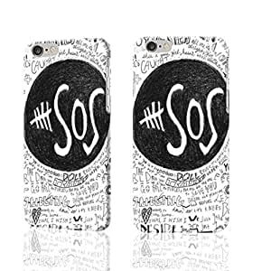 "Quotes Logo 3D Rough Case For Iphone 5/5S Cover Case Skin, fashion design image custom Case For Iphone 5/5S Coveres , durable Case For Iphone 5/5S Cover hard 3D Case For Iphone 5/5S Cover (5.5""), Case New Design By Codystore"