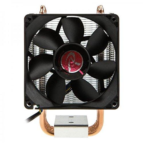 Raijintek Aidos CPU Air Cooler with 92mm Fan Black by Raijintek (Image #1)