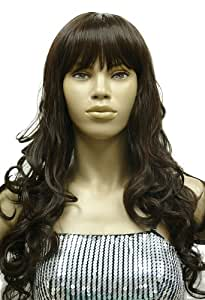 Tressecret Number 510 Wig, Dark Brown, 5 to 20 Inch
