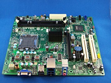 Genuine DELL Intel G41 Socket 775 Motherboard For the Inspiron 537 SMT / 537s SFF Systems Part Number: U880P