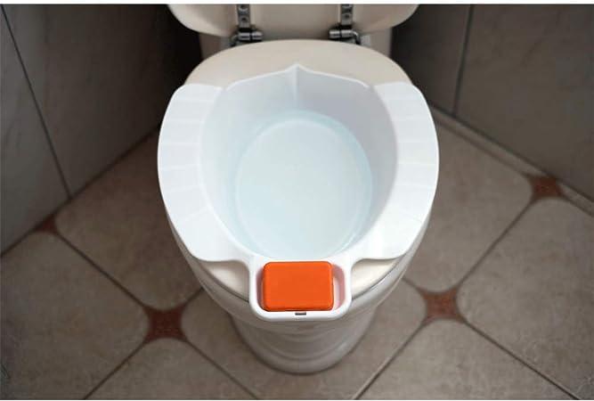 Solomi Bidet Toilettes Pulv/érisateur ABS Handheld Portable en Plastique Toilettes Bidet Ensemble Pulv/érisateur avec Support Flexible WC Bidet