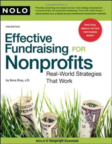 Effective Fundraising for Nonprofits: Real-World Strategies That Work PDF