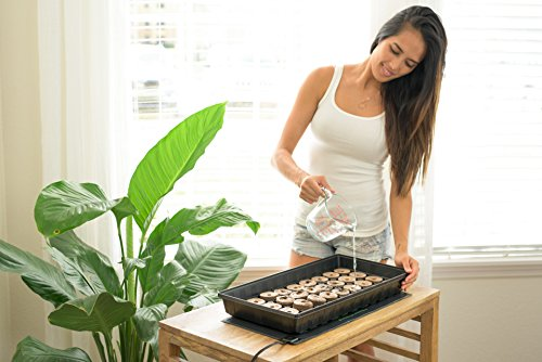 Kush Gardens Premium Waterproof Heating Mat for Cloning/Germination / Seedlings/Hydroponics