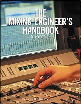 The Recording Engineers Handbook 2nd Edition Pdf