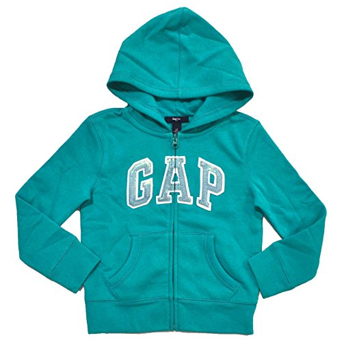 gap-girls-zip-up-fleece-arch-logo-hoodie-s-aqua-green