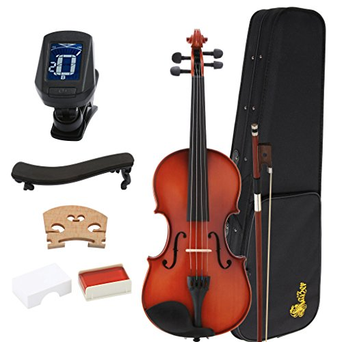kaizer-reliable-student-violin-1000-series-standard-4-4-size-satin-finish-with-included-tuner-access