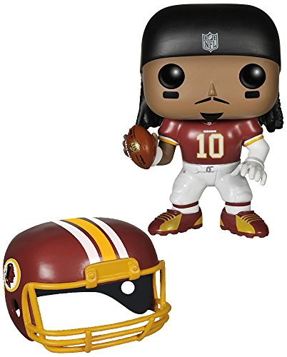(Funko POP NFL: Wave 1 - Robert Griffin III Action Figures)