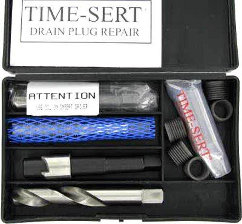 TIME-SERT M14 X 1.50 Metric Drain Plug Kit #1415A