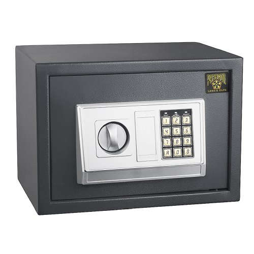 Paragon 7825 Electronic Digital .25 CF Lock and Safe Jewelery Home Security Heavy - Safe Cubic Lock Digital Foot