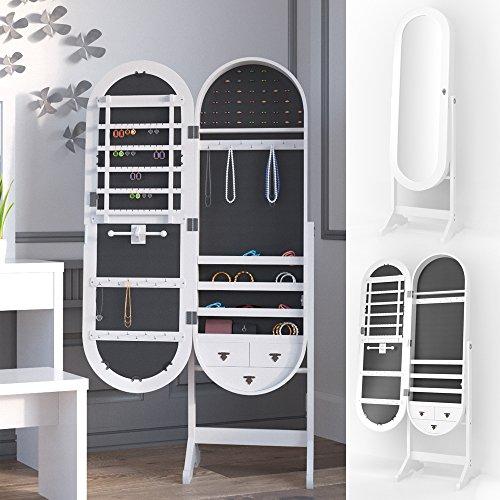 schmuckschrank schmuckaufbewahrung. Black Bedroom Furniture Sets. Home Design Ideas