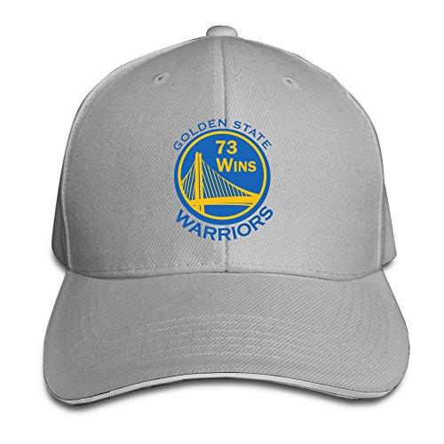 Jackey Warriors 73 Wins Logo Caps