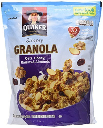 Quaker 100% Natural Granola - 3