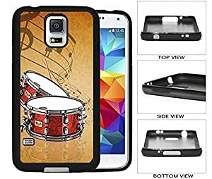 Drum Galaxy S5 Hard (PC) Back Case