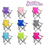 Just be... Folding Camping Chair Fest...