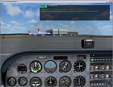 Amazon com: VoxATC Add-On for FSX (PC DVD): Video Games