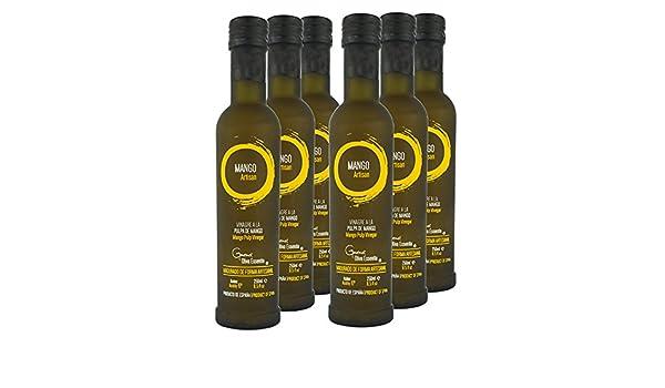 VINAGRE A LA PULPA DE MANGO 250ml (1 botella): Amazon.es: Alimentación y bebidas