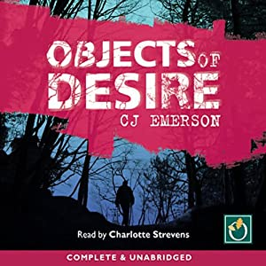 Objects of Desire Audiobook