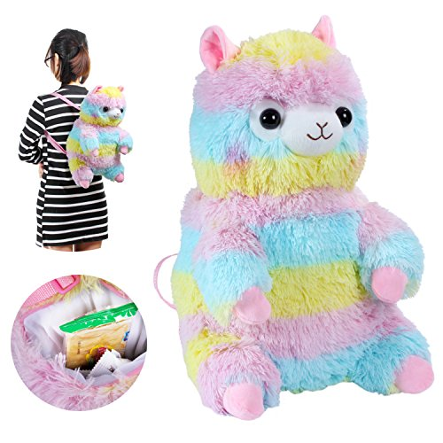 Rainbow Toddler Backpack Children Schoolbag product image