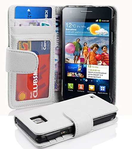 custodia in pelle per samsung galaxy s2