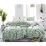 BEIRU Spring/Summer Cotton Simple Special Jets Bed Linens Four-piece Bedding ZXCV (Color : 4, Size : 200230cm)